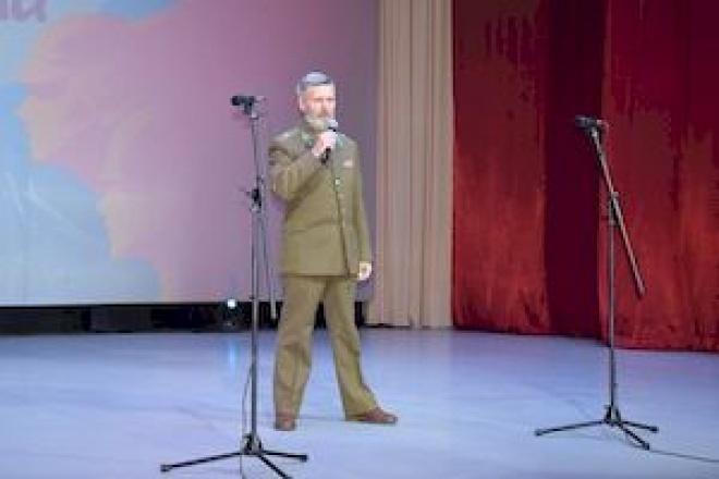Патриотизм в каждой ноте  Накануне Дня защитника Отечества на сцене МКДЦ «Юбилейный»  прошел гала-концерт фестиваля «Журавли»